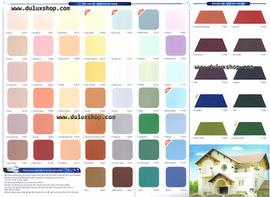 Đại lý chuyên phân phối sơn dulux giá rẻ nhất tp. hcm, bảng màu sơn jotun