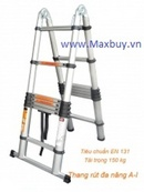 Tp. Hà Nội: Những lưu s khi sử dụng thang nhôm rút gọn CL1213033