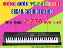 Tp. Hồ Chí Minh: Khuyến mãi đặc biệt khi mua đàn guitar, đàn organ chào mừng quốc tế thiếu nhi 1 CL1218816