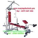 Tp. Hà Nội: chăm sóc sức khỏe cùng với thiết bị tập tạ đa Năng Multy Ben 502N hà nội CL1214846