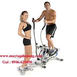Máy tập xe đạp giảm cân giảm béo Orbitrek Elite ,dụng cụ xe đạp thể dục thể hình