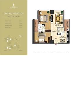 Bán Suất Ngoại Giao Căn Hộ Chung Cư Cao Cấp Golden Palace 85m2 – Giá 22. 5tr/ m2 .