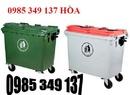 Tp. Hồ Chí Minh: Phân phối thùng rác công cộng, xe đẩy rác 660 lít, 1100 lít LH:0985 349 137 CUS23218P7