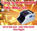 Bạc Liêu: Máy đếm tiền thông thường FINAWELL:FW-02A giao hàng tại Bạc Liêu. Lh:0916986820 CL1218821