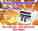 Đăk Nông: Máy đếm tiền HENRY HL-2100 phân phối tai Đăk Nông, giá rẻ. Lh:0916986820 Ms. Ngân CL1218829