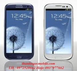 SAMSUNG galaxy S3 xách tay giá 4tr