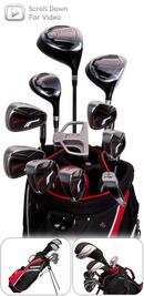 Tp. Hồ Chí Minh: Bộ gậy đánh Golf Pinemeadow Pre 16-Piece Complete Golf Set CL1215239