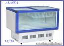 Tp. Hồ Chí Minh: Tủ mát nằm ngang AlASKA LC450 350Lit, LC350 300 lit ,kính lùa trong suốt CL1218297
