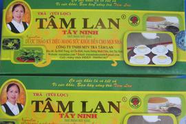 Trà Tâm Lan-sản phẩm tốt phòng và chữa bệnh, giá giảm T6