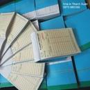 Tp. Hà Nội: In menu nhà hàng, in order nhà hàng, in kẹp bill nhà hàng CL1216165