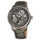 Tp. Hồ Chí Minh: Đồng hồ Akribos XXIV Men's Mechanical Skeleton Leather Strap Watch AKR538GY CL1218679