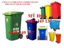 Tp. Hồ Chí Minh: Thùng rác công cộng 120 lit, 240 lít nhựa HDPE, COMPOSITEgiá rẻ Mỹ Hòa 0985349137 CL1222117P4