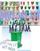 Tp. Hồ Chí Minh: siêu khuyến mãi thùng rác công cộng:120 lít, 240 lít, 660 lít LH:0985 349 137 CL1222117P4