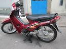 Tp. Hồ Chí Minh: Xe Honda Wave Anpha lốc đen ,màu đỏ hình thật CL1219697