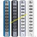 Tp. Hà Nội: Usb - Hub 10 port Bạn có thể cắm trực tiếp 10 thiết bị vào HUB giá rẻ CL1218193
