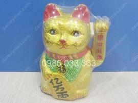 Mèo Thần Tài Mang May Mắn Đến Cho Bạn