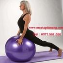 Tp. Hà Nội: thiết bị thư giãn giảm béo với bóng tập yoga trơn tập thể dục lưng bụng CL1218929