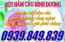 Bình Dương: hút hầm cầu bình dương 0939 849 839 CL1218040