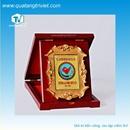 Tp. Hồ Chí Minh: Sản xuất biểu trưng gỗ, đồng - Quà tặng Trí Việt CL1218466
