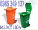 Tp. Hồ Chí Minh: Cần bán thùng rác công cộng, thùng đựng rác 120L, 240L Mỹ Hòa 0985 349 137 CL1218342