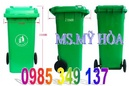 Bình Dương: Thùng rác công cộng đủ loại:120L, 240L, 660L, 1100L giá rẻ Mỹ Hòa 0985 349 137 CL1217927