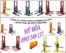 Tp. Hồ Chí Minh: giá rẻ xe nâng tay thấp:2,5 tấn, 3 tấn, 5 tấn, xe nâng mặt bàn LH:0985 349 137 CL1218342
