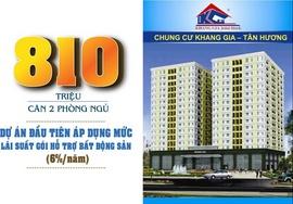 Căn hộ TT Q. Tân Phú - CH tiên phong của gói 30. 000 tỷ