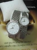 Tp. Hồ Chí Minh: Đồng hồ PIAGET, 2 kim, viền đá , siêu mỏng, hàng xách tay, ship toàn quốc CL1236047
