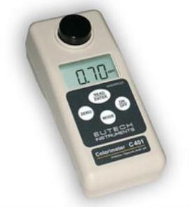 máy đo chlorine