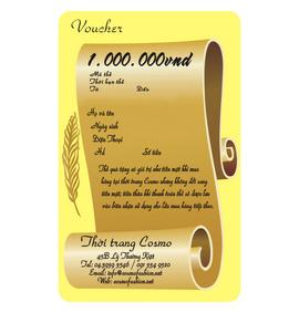 In Voucher giá ưu đãi. Số lượng không hạn chế ******** 0908 562968.