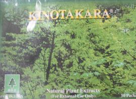Miếng dán KINOTAKARA-Thải độc, Chữa đau xương khớp rất tốt, hàng Nhật