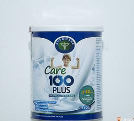 Sua cho tre bieng an Care-100Plus