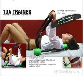 Máy massage tập bụng Tua Trainer