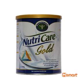 Nutricare Gold - Giúp phục hồi sức khỏe nhanh chóng