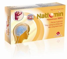 Nattomin - Vui khỏe mỗi ngày