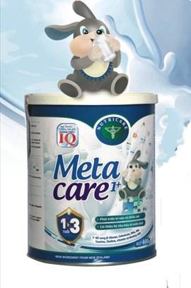 Meta Care 1+ - Lựa chọn tối ưu cho trẻ việt từ 1 - 3 tuổi