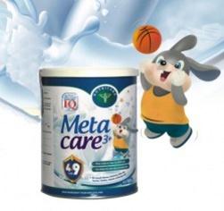 Meta Care 3+ - Giúp trẻ ăn ngon miệng mỗi ngày