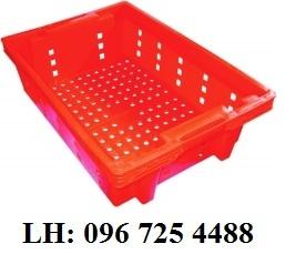 Thùng nhựa hở, sóng nhựa hở Giá Rẻ. Call: 096 725 4488