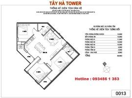 Phân Phối Chính Thức Chung Cư Tây Hà Tower Giá Gốc Chủ Đầu Tư - 093456 1 353