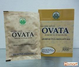Thảo dược OVATA - Chất xơ tự nhiên cần thiết