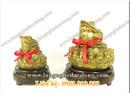 Tp. Hà Nội: Đồ phong thủy, cóc ngậm tiền, cóc vàng, cóc đồng, cóc phong thủy, Thiềm thừ, cóc CL1218504