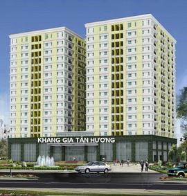 Mở bán căn hộ Khang Gia Tân Phú, giá hấp dẫn