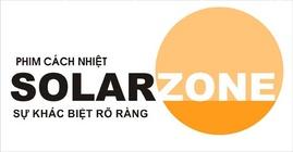 Phim cách nhiệt cho xe hơi, phim chống nắng nóng xe hơi-Solarzone-Thương hiệu hà