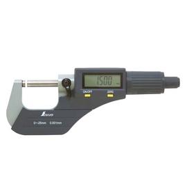 Panme điện tử đo ngoài Shinwa 79523 , 0-25 mm/ 0.001 mm
