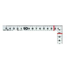 Thước eke vuông Shinwa 10007 , 15x7. 5 cm