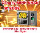 Cà Mau: Máy chấm công WSE 9039 giá rẻ+khuyến mãi lớn tại Cà Mau. Lh:0916986820 Ms. Ngân CL1218773