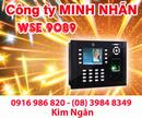 Bình Định: Máy chấm công WSE 9089 giá tốt+khuyến mãi đặc biệt tại Bình Định. Lh:0916986820 CL1218765