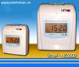 Máy thẻ giấy UMEI NE-6000 giá tốt+phân phối tại Vĩnh Long. Lh:0916986820 Ms. Ngân