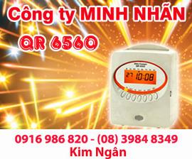 Máy thẻ giấy SEIKO QR-6560 giá rẻ+phân phối tại Bình Thuận. Lh:0916986820 Ms. Ngân