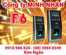 Đồng Tháp: Máy chấm công RJ F6 giá tốt+lắp đặt tại Đồng Tháp-Long An. Lh:0916986820 Ngân CL1218787